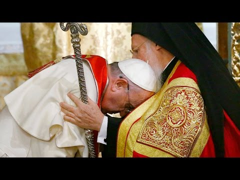 """Antipope Francis: """"It Makes No Difference"""" Whether One Is Catholic"""