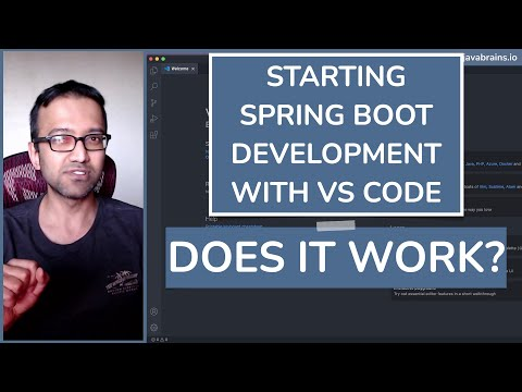 Step by Step Guide - VS Code for Spring Boot Java Development
