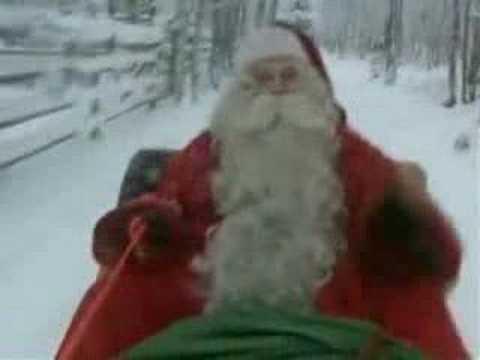 Heidi Klum Christmas carol Wonderland