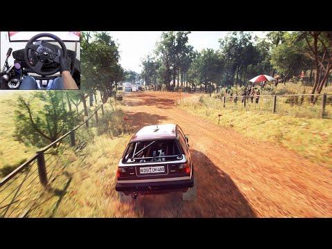 Volkswagen Golf GTI 16V - Dirt Rally 2.0 | Thrustmaster T300RS gameplay |