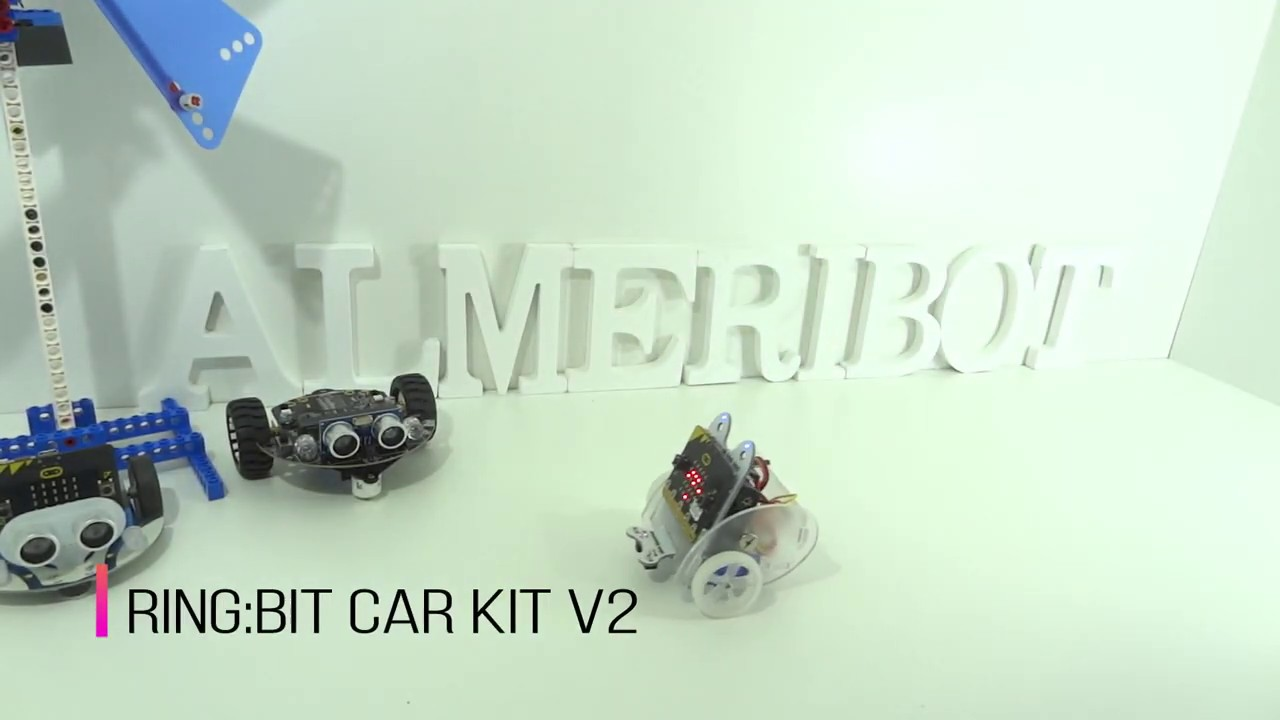 micro:floorBOT. Robot de suelo con la micro:bit