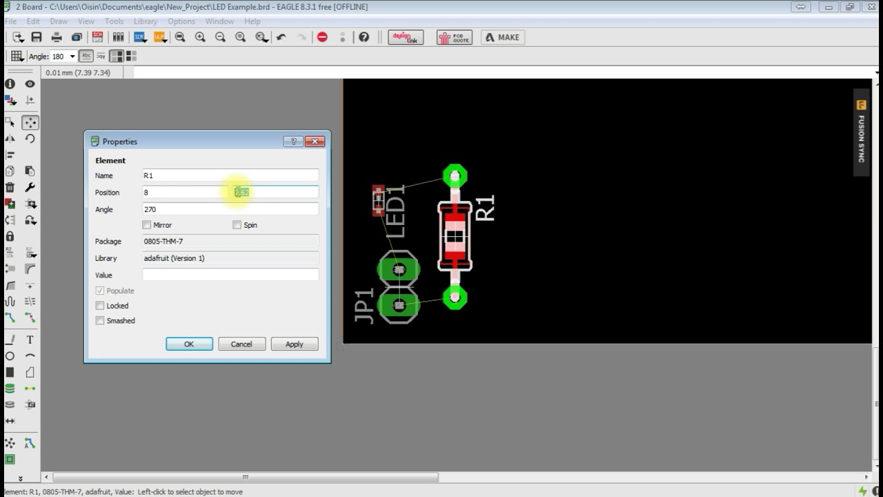 How to design a printed circuit board for manufacture - PCB Design ...