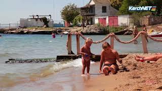 Керчь: Молодежный пляж