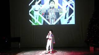 TOP TALENT SHOW 2019-  ISAR MADALIN FOLCLOR