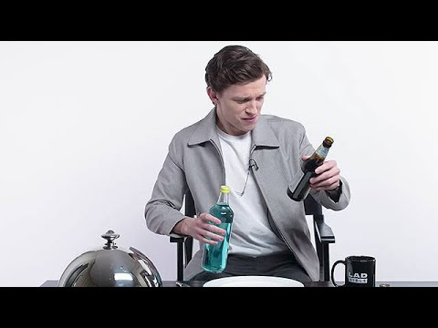 tom holland being a meme for 4 minutes straight