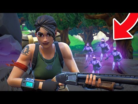 HAUNTING NOOBS AS A GHOST! (Shadow Stone) | Fortnite Battle Royale