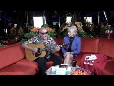 Vegas Live with Ninon  and guest John Kaye
