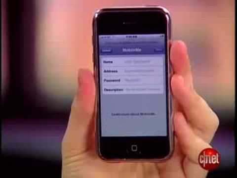 How To Set Up Mobile Me On 3G Iphone