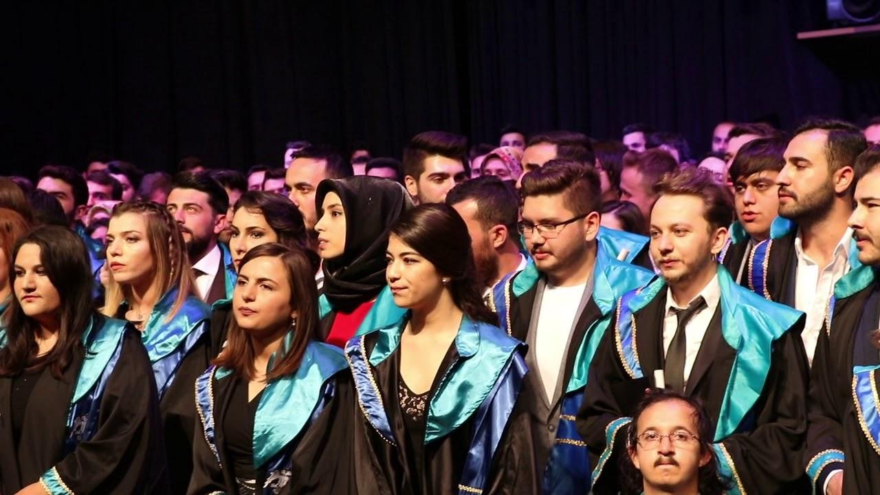 Selçuk Üniversitesi Gazetecilik Mezuniyet hatırası- 2020