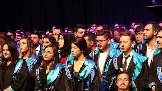 Selçuk Üniversitesi İletişimci Yemini (İletişim Fakültesi 2018)