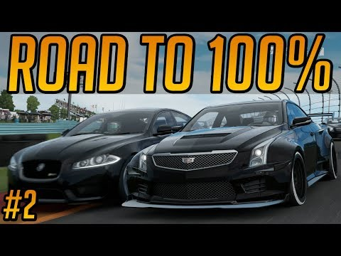Forza 7 Pre-Launch Career Mode Stream (Road to 100% #2)