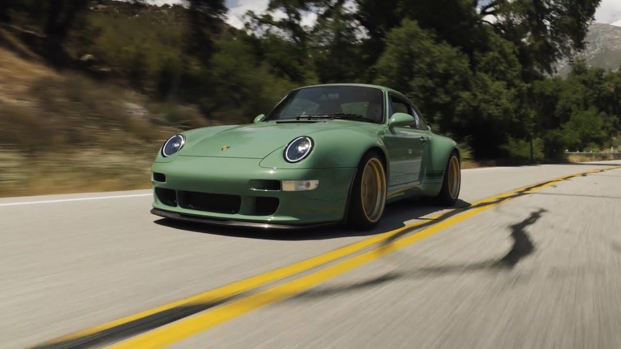 """Gunther Werks in 2021: How to """"Remaster"""" a Porsche 993"""