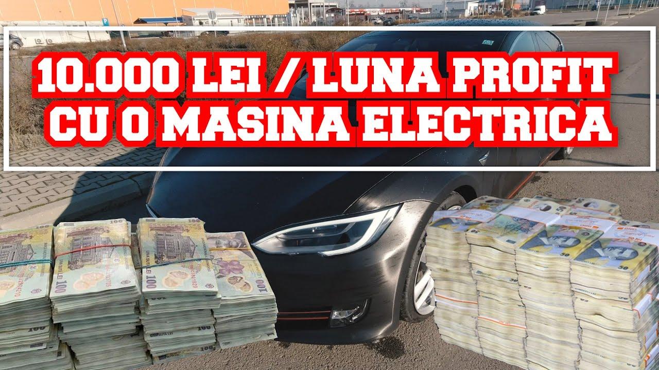 Ep. 7 | 10.000 lei Pe Luna Cu o Masina Electrica