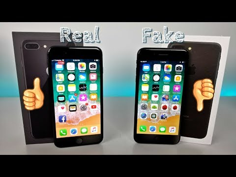 """Goophone I8 Plus - Fake IPhone 8 Plus Vs Real - """"This One Is Close!"""""""