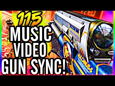 ♪115♪ ~ Elena Siegman Epic Gun Sync Song Call of Duty Zombies Music