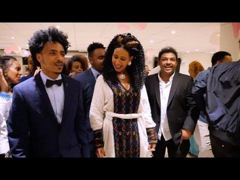 Eritrean Actor Filmon Maku  Melody Filmon Baptism