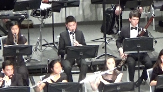 Copland Billy the Kid Ballet Suite, California All-State HS Symphony Orchestra