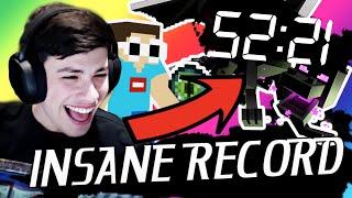 GeorgeNotFound's Minecraft World Record is INSANE   Speedrun Analysis