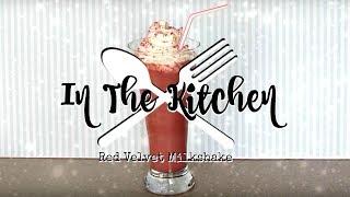 Diy Red Velvet Milkshake's