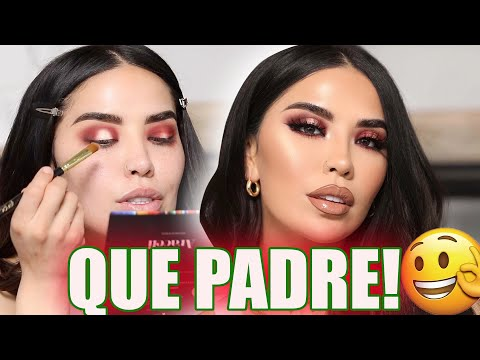 FULL FACE OF LATINA OWNED BEAUTY BRANDS