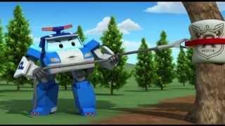Робокар Поли - Трансформеры - Дерево дружбы (мультфильм 08)