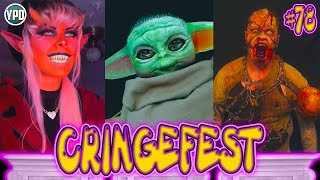 Tik Tok Cringefest | Only the Cringest of the Cringe Will Cringe it up! #Cringe 78