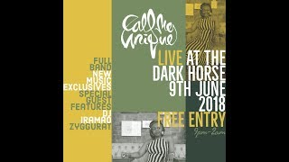 The Dark Horse Presents: Call Me Unique & Live Band - Official footage