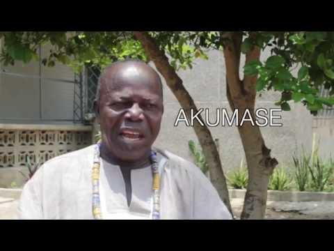 Senya Bireku Akumase Festival -- Peace Corps Ghana