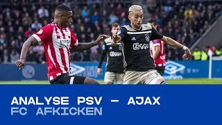 PSV-Ajax: Analyse van de wedstrijd