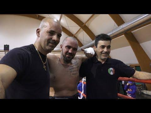 Boxe - Andrea Pesce Vs Aleksander Lepsveridze