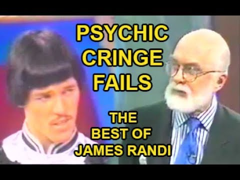 Psychic Cringe Fails 2 - The Best of James Randi