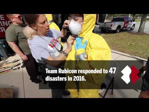 Merrell Work - Team Rubicon