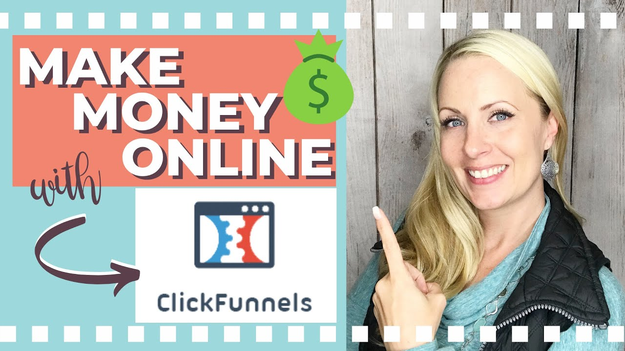 ???? Make Money Online with Click Funnels ???? Sell Your Own Products or Someone Else's