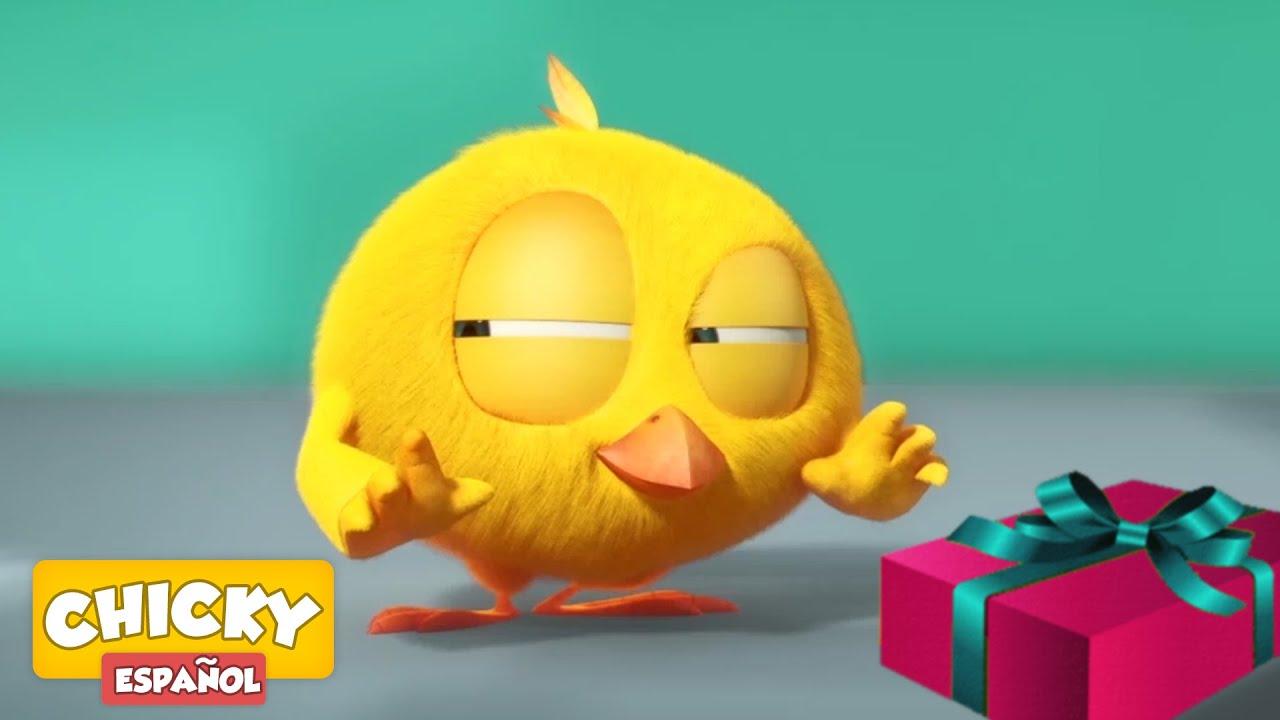 ¿Dónde está Chicky? 2020 | EL REGALO | Dibujos Animados Para Niños