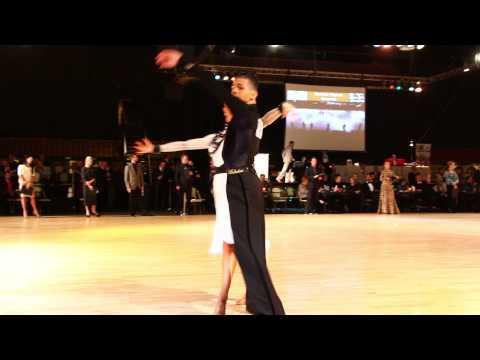 WDC Dutch Open Assen 2014 Under 21 Latin Final - RU