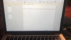 How to Delete a Page in Microsoft word made simple (Mac)