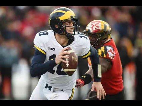 Ask Aaron: Michigan QB Brandon Peters has chance to shine vs. Wisconsin