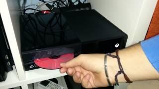 Xbox One problemi lettore disco blu-ray