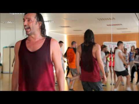 SUS?ECT Y Quique Guijarro En Clase De Rafa Mendez | 1ª Edición YO Bailo! - Intensivo De Baile Urbano