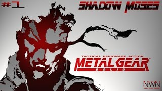 Metal Gear Solid on Windows 10: EP 1 Shadow Moses