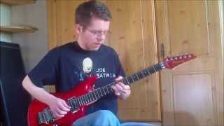 Instrumental Guitar Song By Ryan Smith (Backing Track - 90