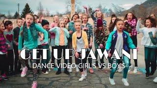 GET UP JAWANI- | DANCE BATTLE | GIRLS VS BOYS | TIKTOK VIRAL VIDEL | YO YO HONEY SINGH AND BADSHAH |