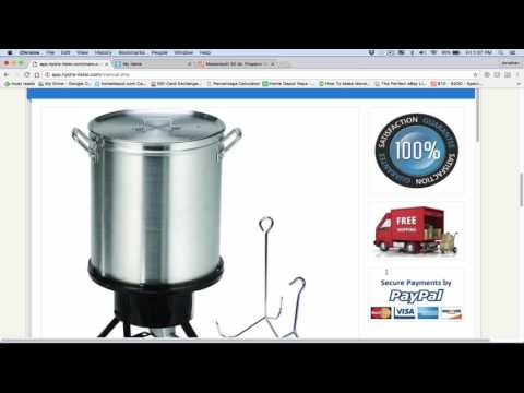 How I Use Hydra Lister And Sku Grid to List On eBay