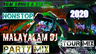 Malayalam Nonstop DJ Remix 2020 with bass mix