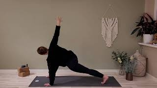 Win the Morning Flow 18 min