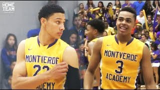 Ben Simmons & D'Angelo Russell On The Same Team Was A MOVIE! High School Highlights