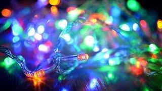 Новогодняя светодиодная гирлянда 100 led 10 метров(, 2014-12-01T07:58:31.000Z)