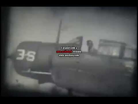 Douglas SBD Dauntless Home Movie 1943? Part 1 of 2