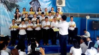 Hợp xướng: Tình Chúa Vô Biên (Lm Bạch vân)