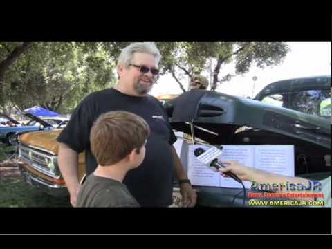 Interviews with car owners at 5th Annual Beaumont (CA) Cherry Fest Car & Motorcycle Show